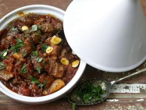 Recipe by Antony Worrall Thompson – Moroccan Lamb Tagine