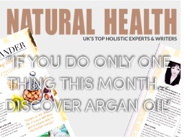 Natural Health: Discover Argan Oil