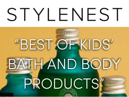 Stylenest: Best of Kids' Bath and Body Products