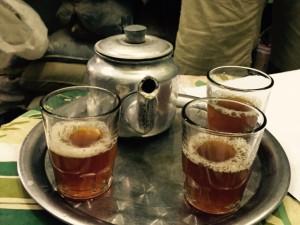 Restorative Herbal Tea