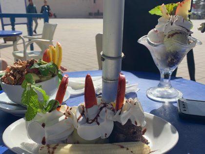 Morocco Travelogue 1 – Couscous & Ice Cream